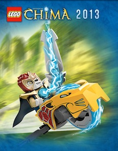 LEGO Legends of Chima Cover Chima