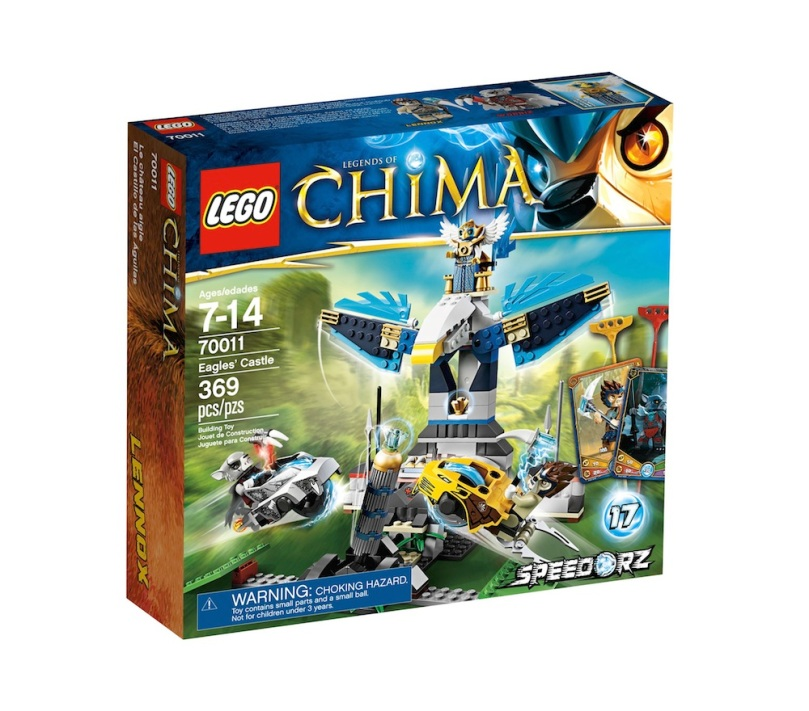 LEGO Legends of Chima Eagles Castle 70011