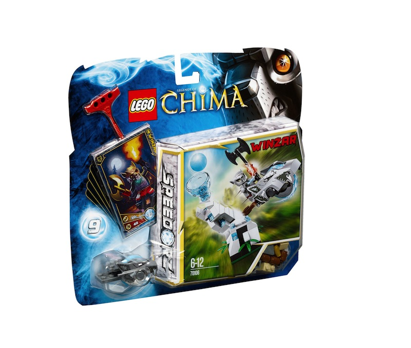 LEGO Legends of Chima Ice Tower 70106