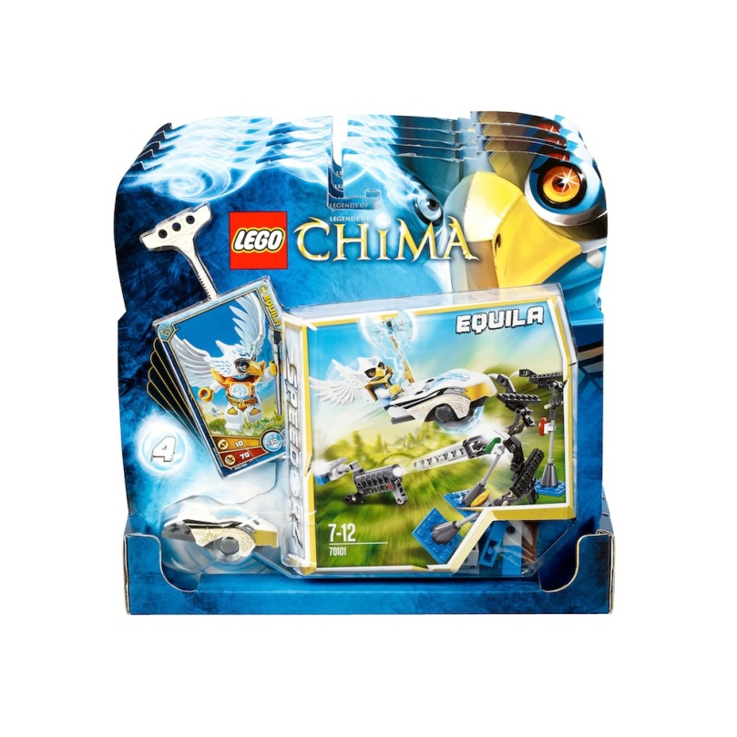 LEGO Legends of Chima Target Practice 70101