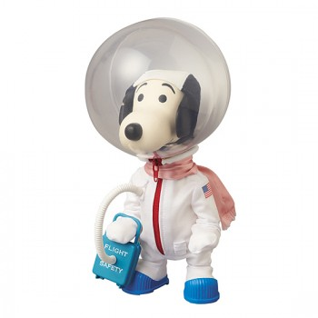 Medicom Toy VCD Snoopy Astronauts Ver - Charlie Brown Peanuts