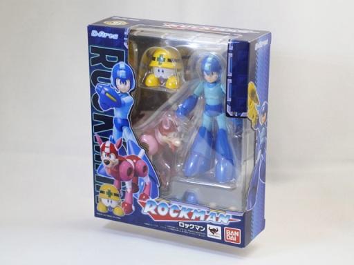 Rockman 25th Anniversary D-Arts Mega Man