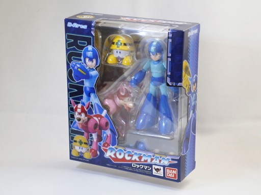 Rockman 25th Anniversary D-Arts Mega Man