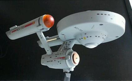 Star Trek The Original Series USS Enterprise Minimates
