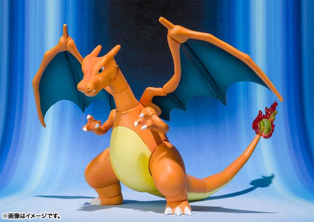 Tamashii Nations D-Arts Charizard