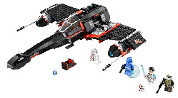 75018 LEGO Star Wars Jek-14's Stealth Starfighter