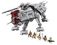 75019 LEGO Star Wars AT-TE