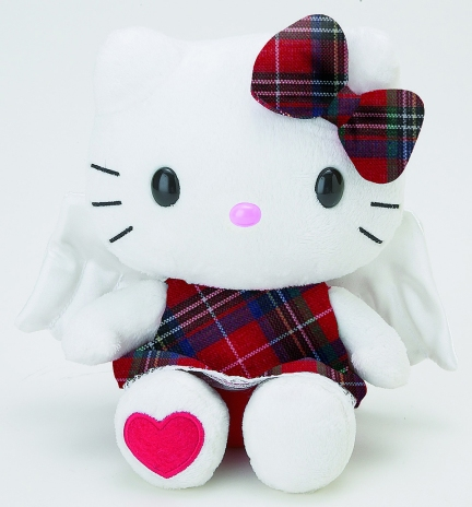 Angel Heart Hello Kitty