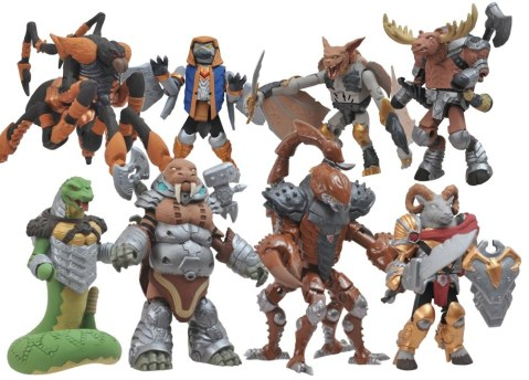 Diamond Select Toys Battle Beasts Series 1 Toys R Us