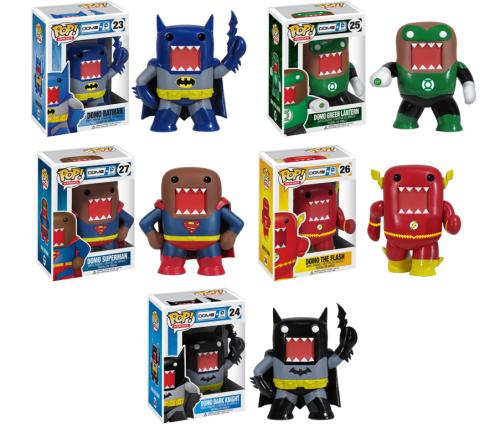 Funko Pop! Heroes Domo DC