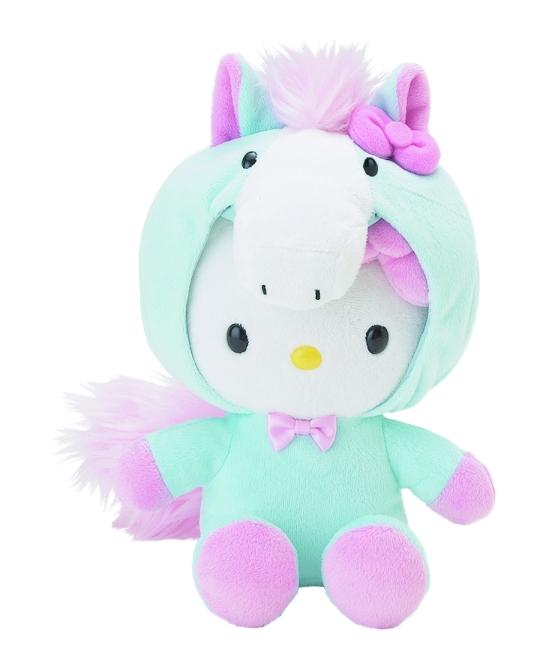 Hello Kitty Hooded - Pony