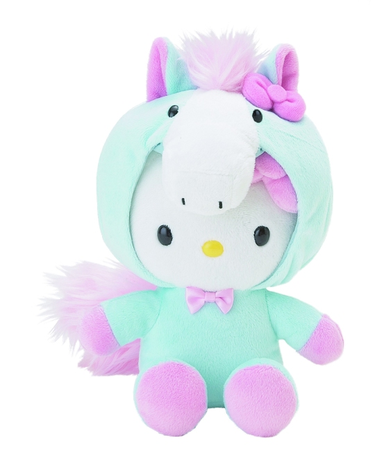 Hello Kitty Hooded - Pony