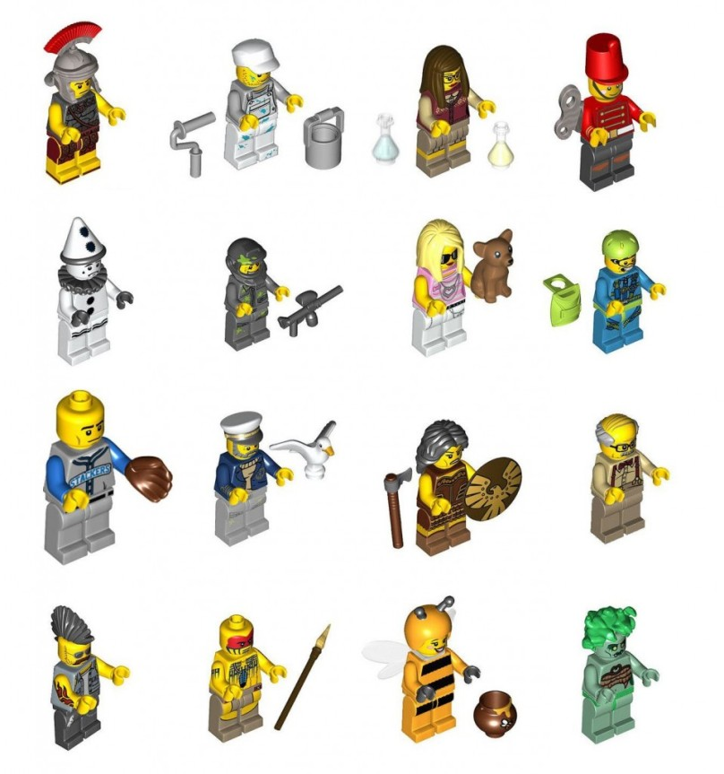 LEGO Collectible Minifigures Series 10