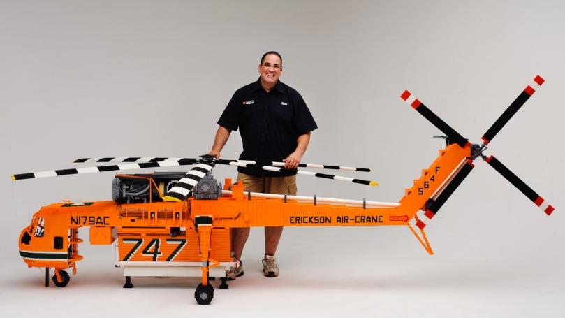 LEGO Erickson Air-Crane