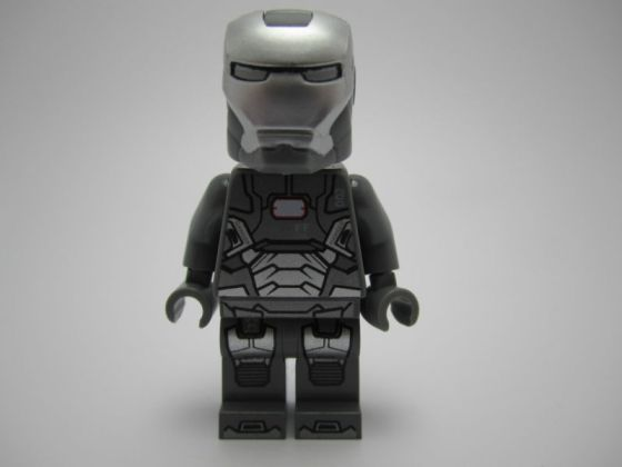 LEGO MARVEL SUPER HEROES AVENGERS MINIFIGURE WAR MACHINE IRON MAN 3