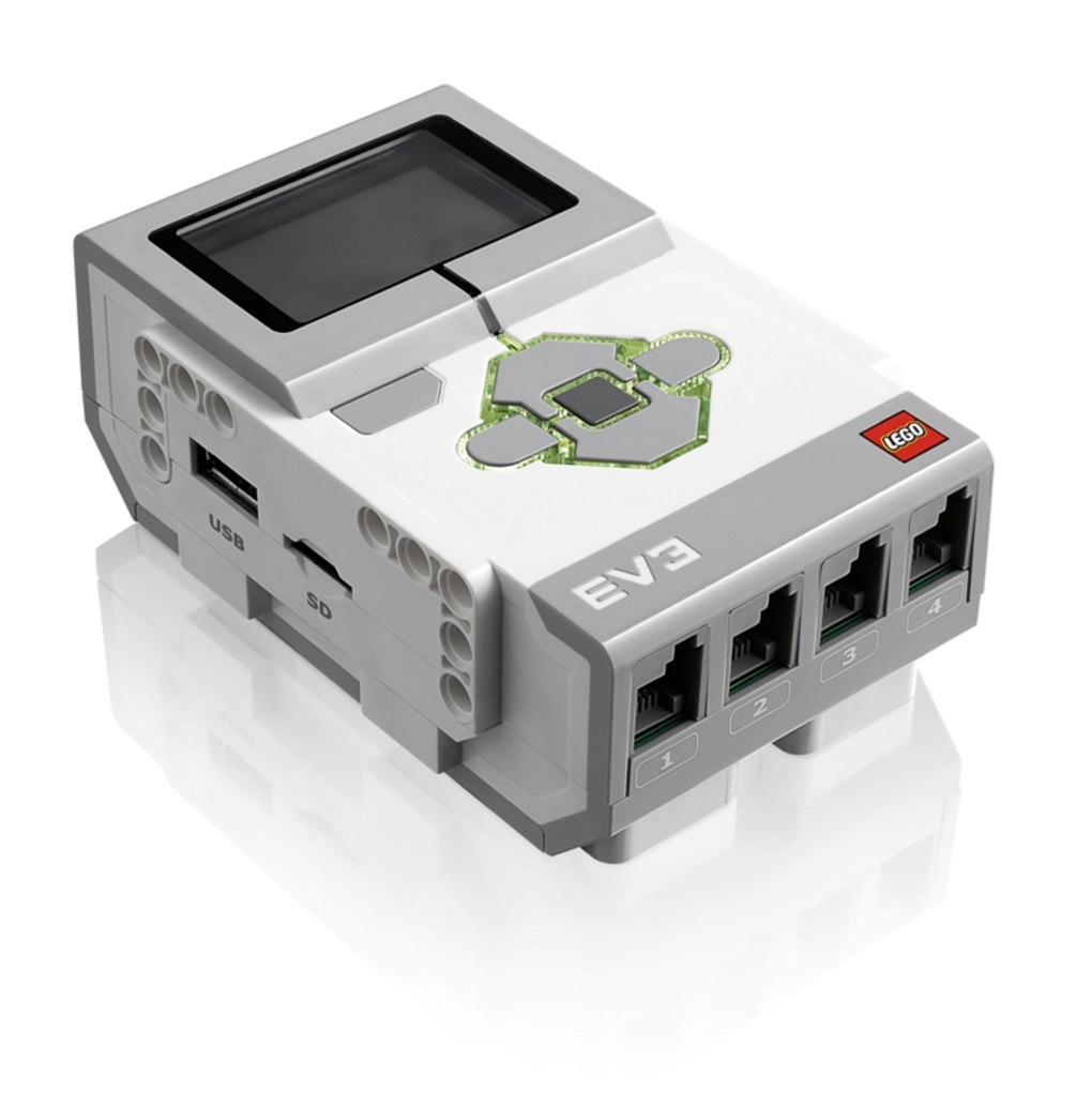 LEGO Mindstorms EV3 Intelligent Brick RCX