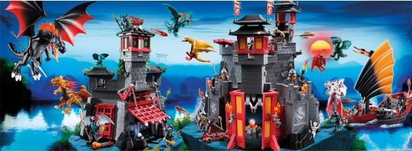 Playmobil Asia-Dragon Land_Drachenland