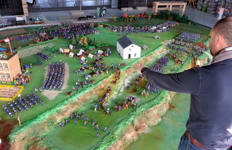 Playmobil Battle of Chancellorsville