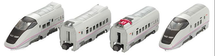 Bandai B-Train Shorty E3 Shinkansen Komachi