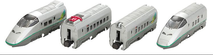 Bandai B-Train Shorty E3 Shinkansen Tsubasa