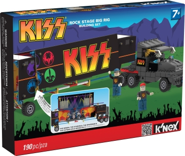 KNEX 48465 KISS Rock Stage