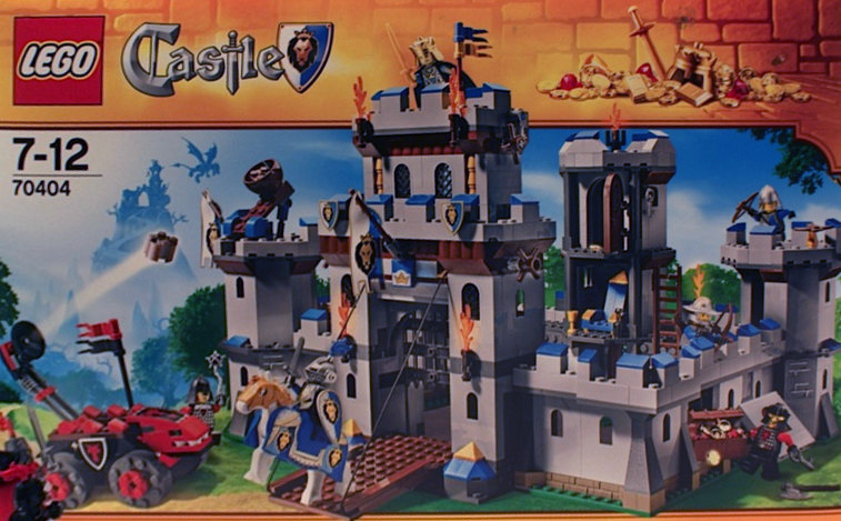 LEGO Castle 70404 Kings Castle