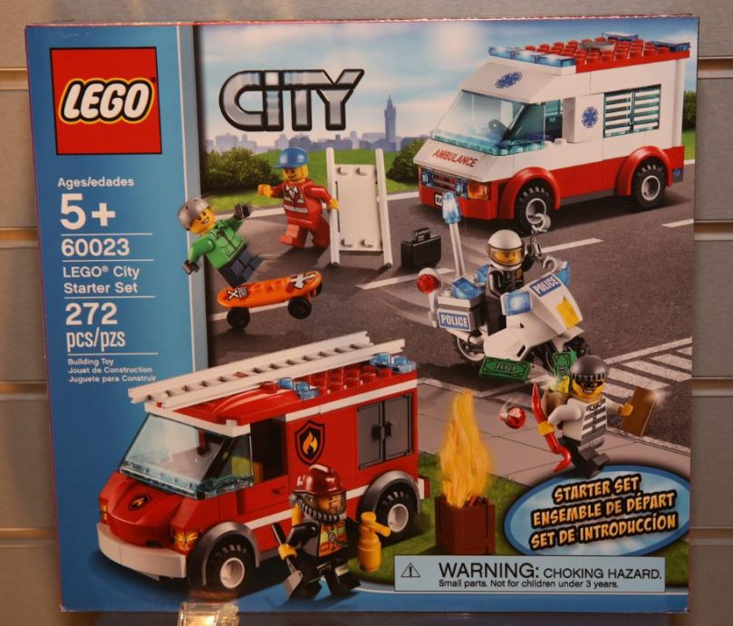 LEGO City 60023 LEGO City Starter Set