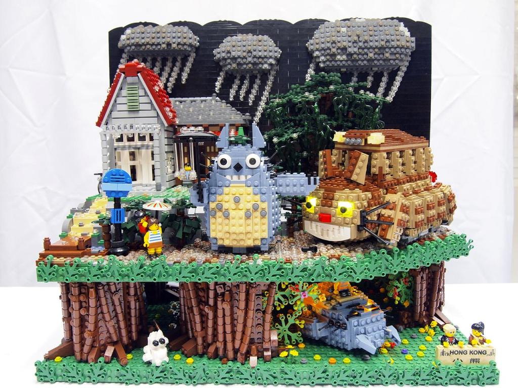 LEGO My Neighbor Totoro