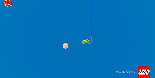 Nirvana Nevermind LEGO Puzzle