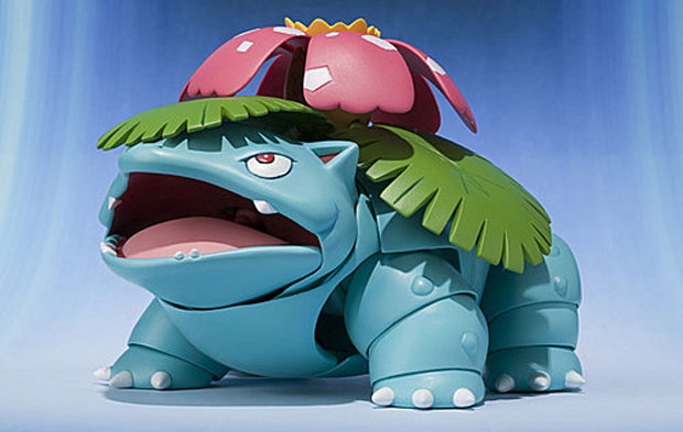Bandai D-Arts Pokemon Venusaur Figure