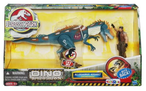 Hasbro Jurassic Park-Allosaurus Assault