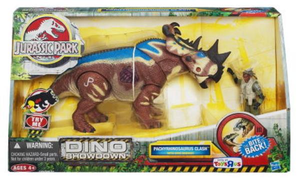 Hasbro Jurassic Park-Pachyrhinosaurus Clash