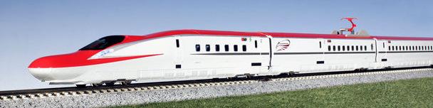 Kato N Scale E6 Super Komachi Shinkansen