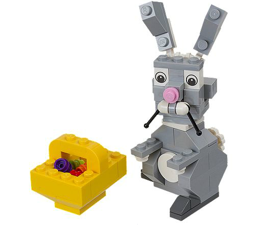LEGO Easter Bunny with Basket -40053