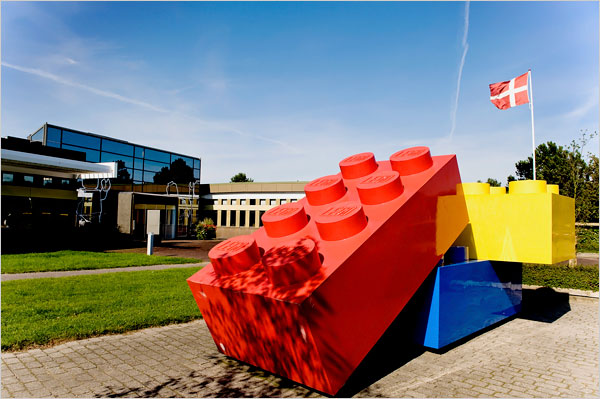 LEGO Headquarters Denmark-Billund