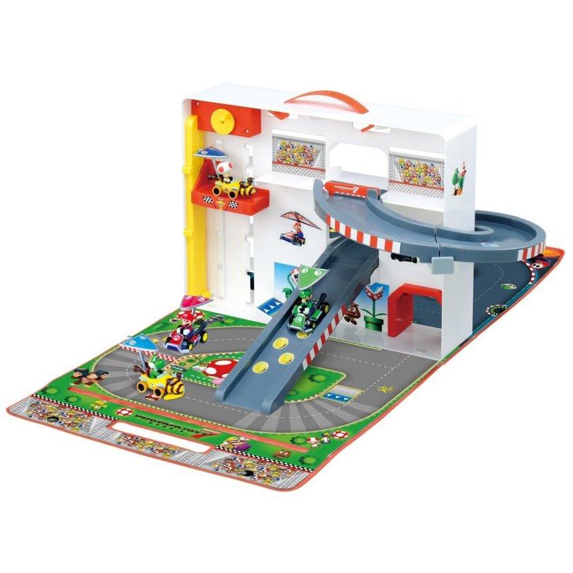 Mario Kart 7 Panorama Circuit Tomica