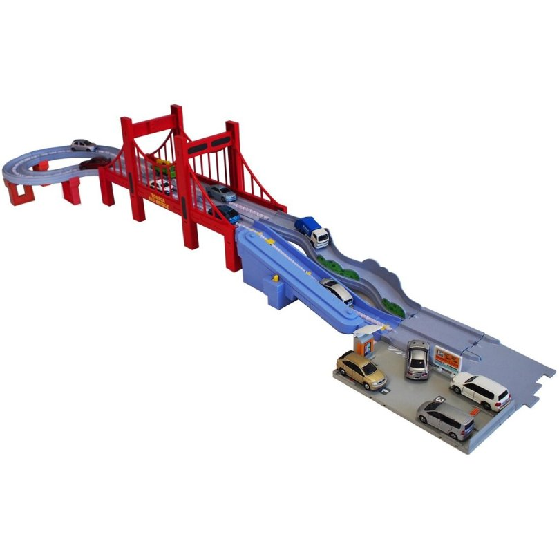 Tomica HyperCity Bridge