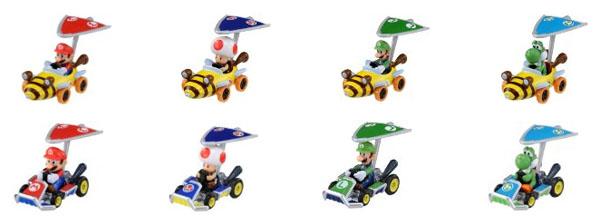 Tomy Tomica Mario Kart 7 Racecars