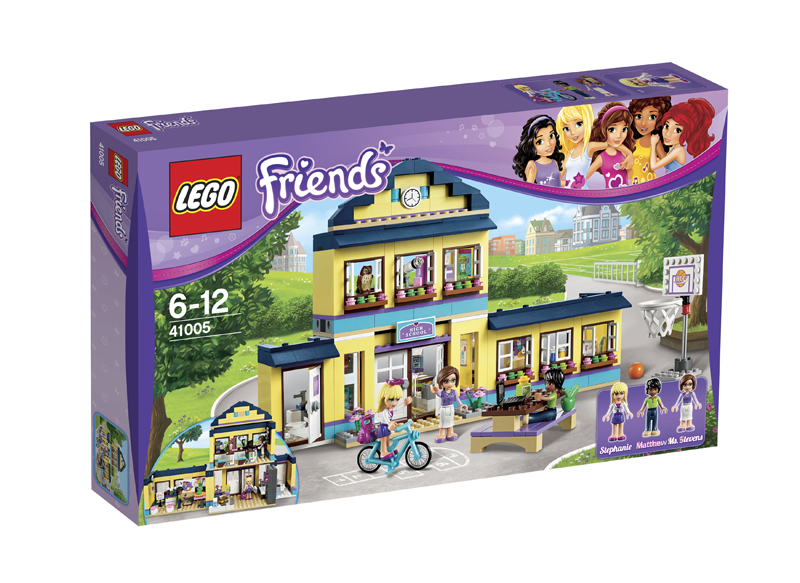 LEGO Friends 41005 Heartlake High Box