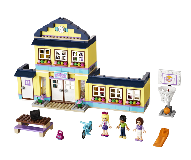 LEGO Friends 41005 Heartlake High Set