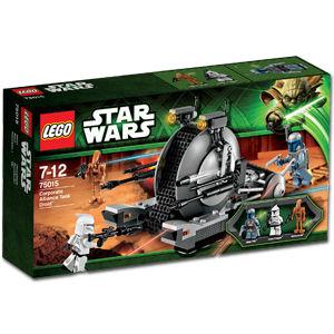 LEGO Star Wars 75015 Corporate Alliance Tank Droid Box
