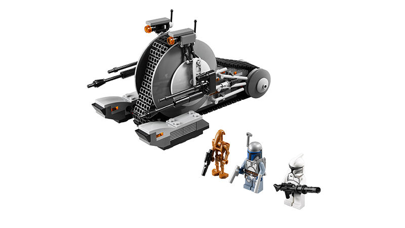 LEGO Star Wars 75015 Corporate Alliance Tank Droid Set
