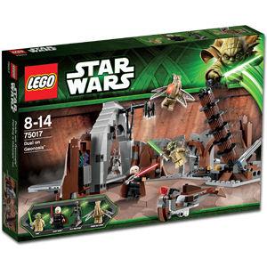 LEGO Star Wars 75017 Dual on Geonosis Box