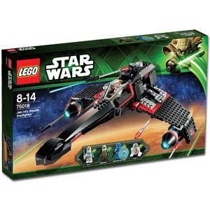 LEGO Star Wars 75018 JEK-14′s Stealth Starfighter Box