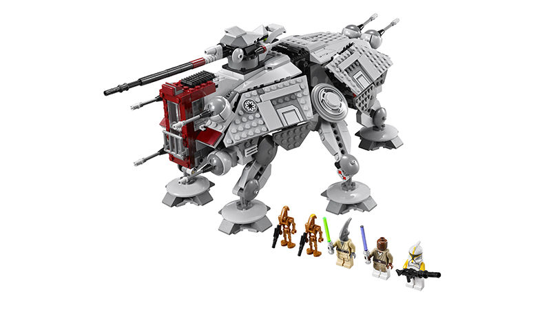 LEGO Star Wars 75019 AT-TE Set