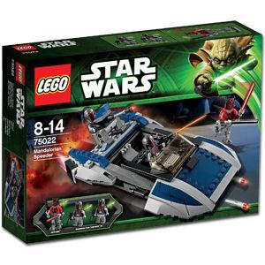 LEGO Star Wars 75022 Mandalorian Speeder Box