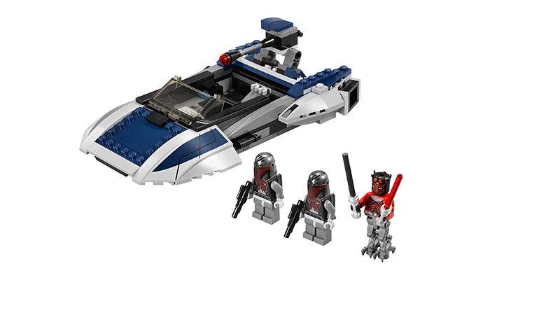 LEGO Star Wars 75022 Mandalorian Speeder Set