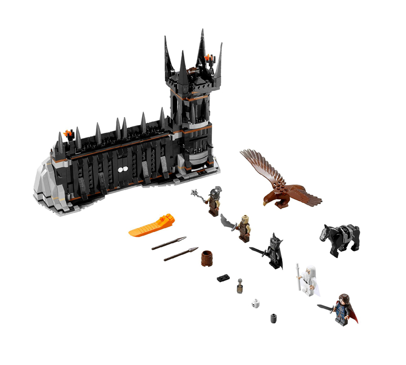 LEGO The Lord Of The Rings 79007 Battle at the Black Gate Set