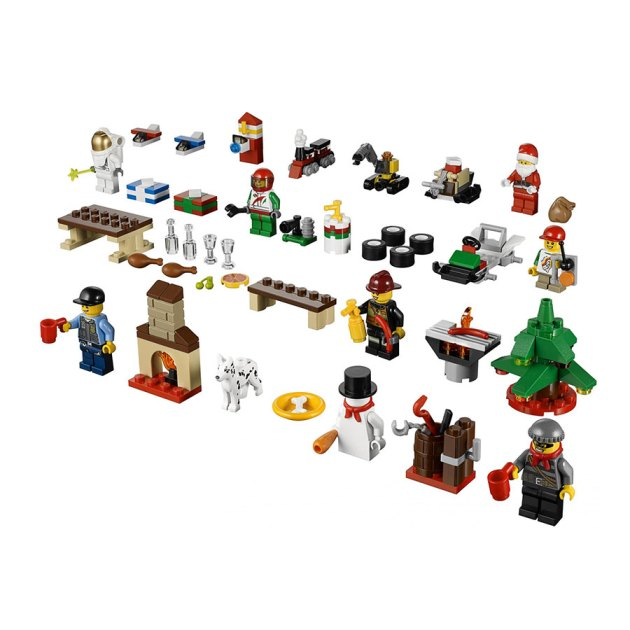 2013 LEGO City Advent Calendar 60024