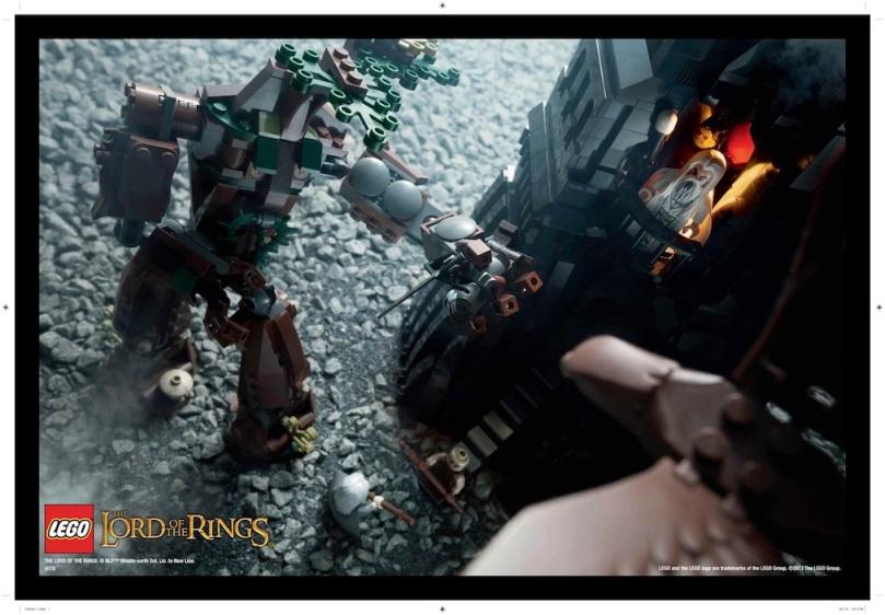 LEGO 10237 Tower of Orthanc-Ent
